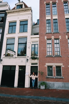 Narrowest house