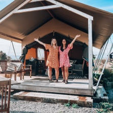 GALS GONE GLAMPING