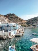 Fishing village, Milos