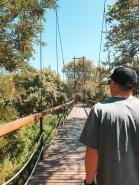 Jabulani swing bridge